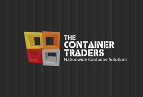 the container traders logo