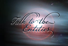 talk to the entities logo