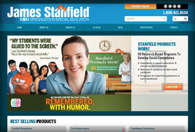 stanfielf website portfolio