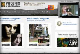 phoenix website portfolio