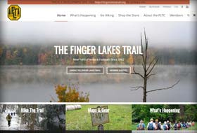 trail website portfolio
