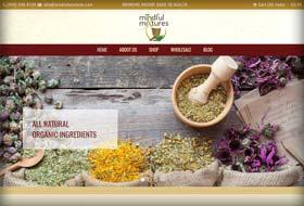 mindful mixtures website