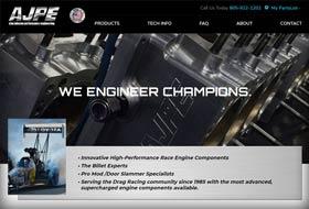 ajpe website