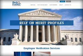 merit profiles website